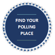 Find your Polling Place Button
